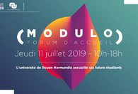 Retrouvez-nous à Modulo le 11 juillet 2019